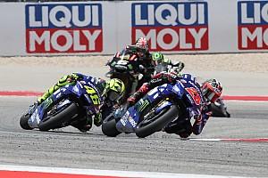 Rossi: Balapan sedikit lebih buruk dari harapan