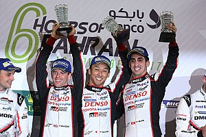 WEC Breaking news Davidson feels back to his best after mid-year struggles