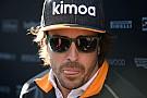 Brutális erőltetett menet kezdődik Alonso 2018-as szezonjában