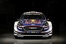 WRC Ford llevará