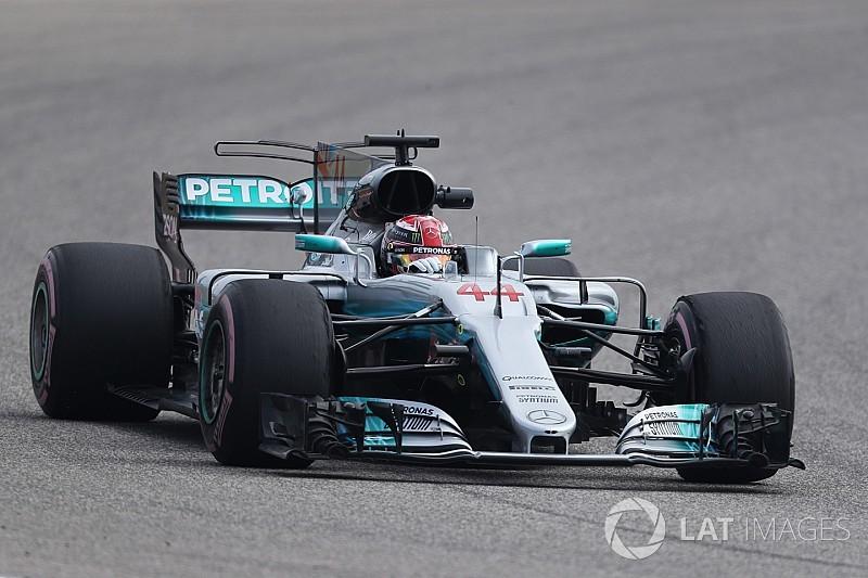 F1アメリカGP FP3速報:ハミルトンが全セッション首位。ベッテルが2番手