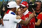 Vettel bromea con Hamilton: