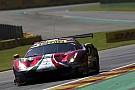 WEC Ferrari присоединилась к переговорам о новом регламенте LMP1