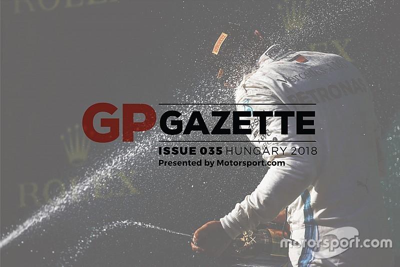 Issue #35 of GP Gazette is now online