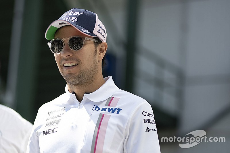 Perez: Force India wird in Spa starten dürfen!