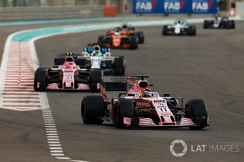Williams: Force India nos derrotou no lado técnico em 2017