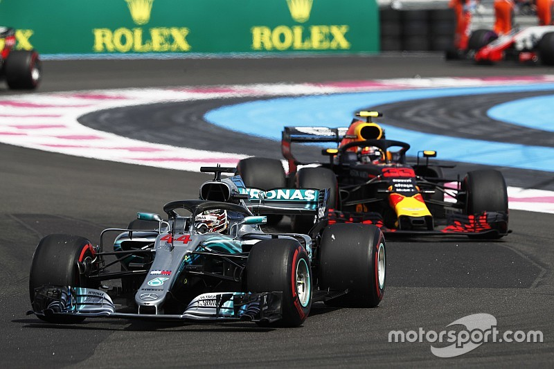 F1 overtaking would