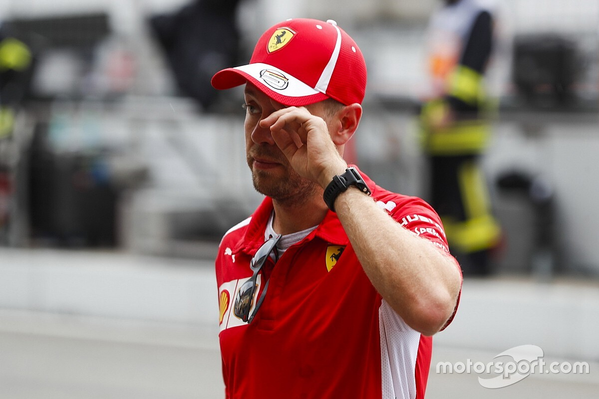 Akui kesalahan, Vettel: Saya membuang peluang juara
