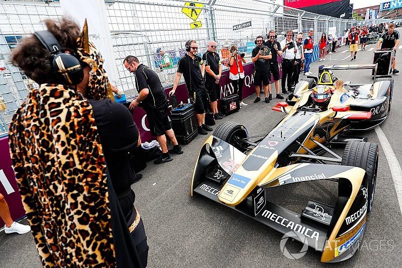 Comment Techeetah a vaincu les géants de la Formule E
