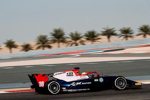 FIA F2 Prove libere Maini svetta nelle Libere del Bahrain, Carlin brilla con Norris