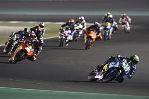 MotoGP Reaktion MotoGP-Rookies: Morbidelli und Syahrin begeistern in Katar