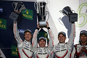 WEC Breaking news Hartley: Post-Le Mans resurgence to thank for WEC title