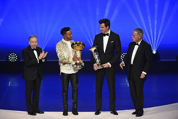VIDEO: Cuplikan FIA Prize Giving Gala