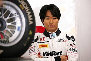 Super Formula Breaking news Matsushita: Super Formula title could offer route to F1