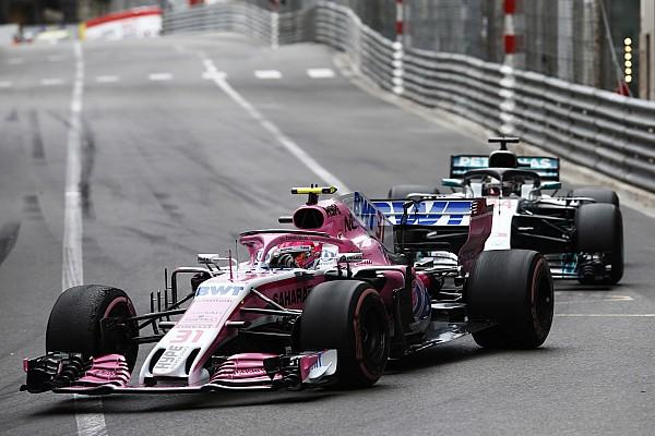 Pourquoi Ocon a laissé passer Hamilton à Monaco