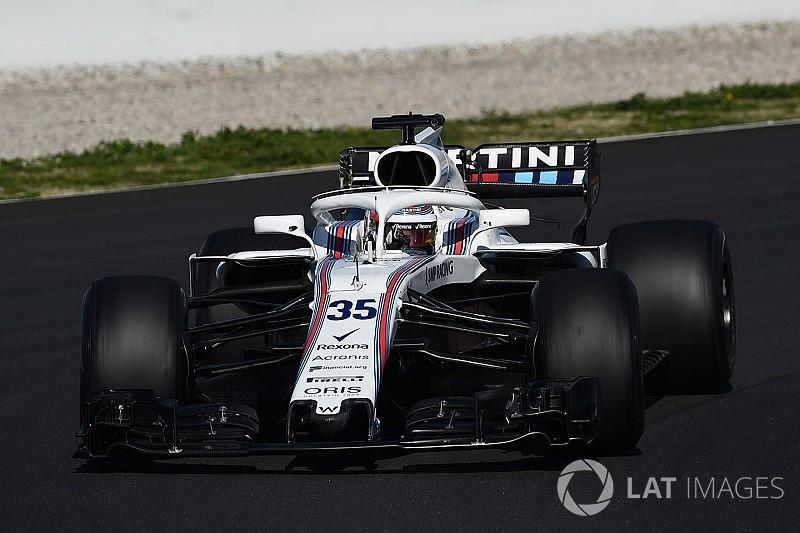 Williams, aracında sorunlar olduğunu açıkladı
