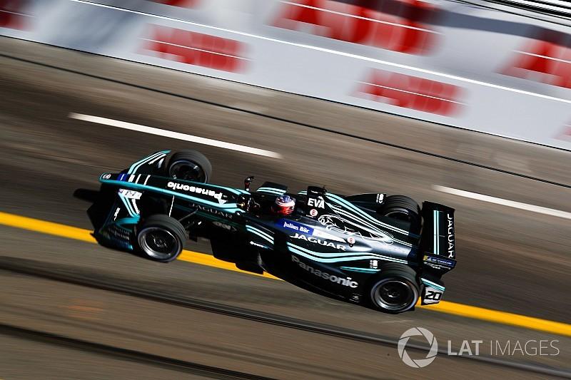 Evans dá primeira pole à Jaguar em Zurique; Di Grassi é 6º
