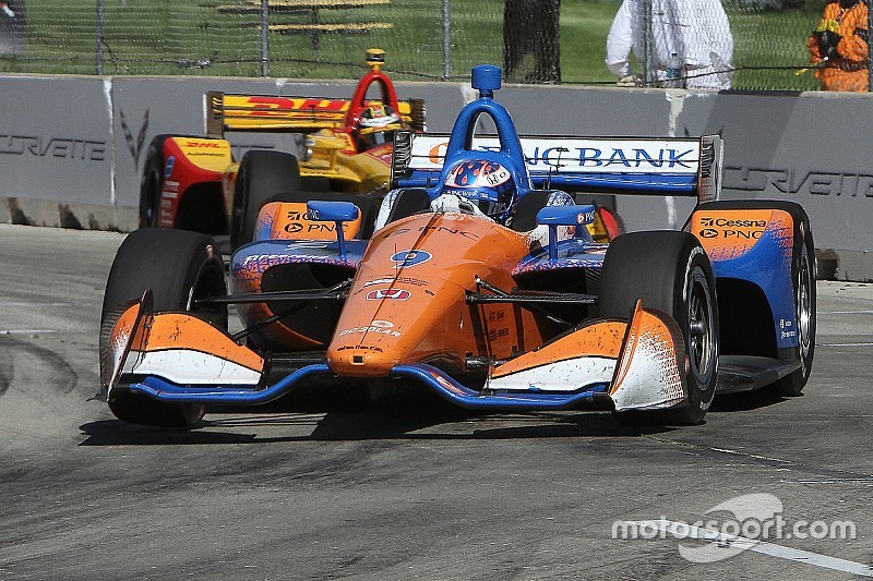 Toronto IndyCar: Dixon leads Rahal in opening practice