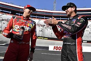 NASCAR Cup Qualifyingbericht NASCAR in Bristol: Zweimal Busch in Reihe eins
