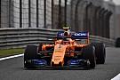 McLaren leva multa após problema de Vandoorne no TL2