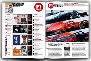 GENEL Son dakika F1 Racing bayilerde satışa çıktı!