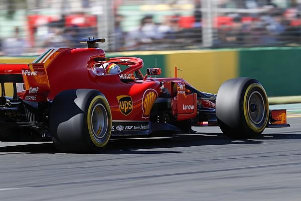 Formel 1 Reaktion Vettel mit Sprit so gut wie Mercedes – aber