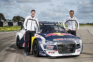 Rallycross-WM News EKS-Audi startet mit neuem Paket in die Rallycross-WM 2018