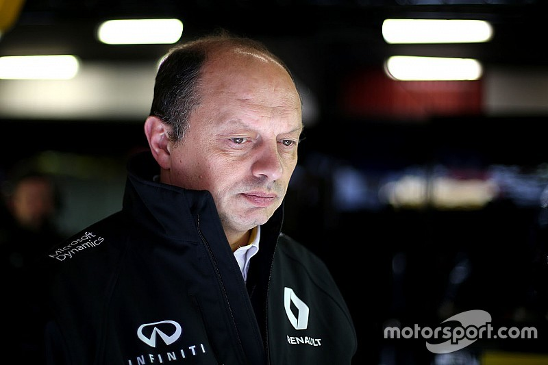"""Vasseur: """"How Renault starts isn't important, it's where we end up"""""""