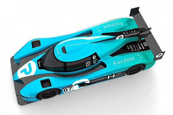 Ecco la prima barchetta di Classe LMP3 soltanto a idrogeno!