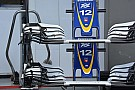 Técnica: alerón delantero del Sauber en Singapur