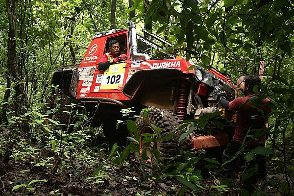 Offroad RFC India Leg 5: Lim maintains superiority on penultimate day