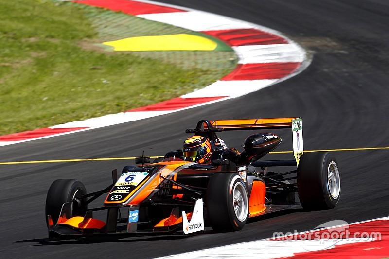 Callum Ilott scatenato: sue le pole di Gara 2 e Gara 3 al Norisring