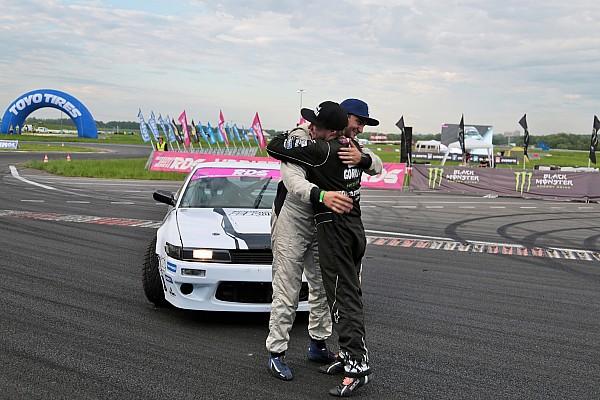Мелкумян победил на втором этапе RDS