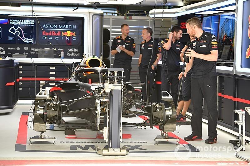 Verstappen: Red Bull se vio obligado a volver a la especificación B de Renault