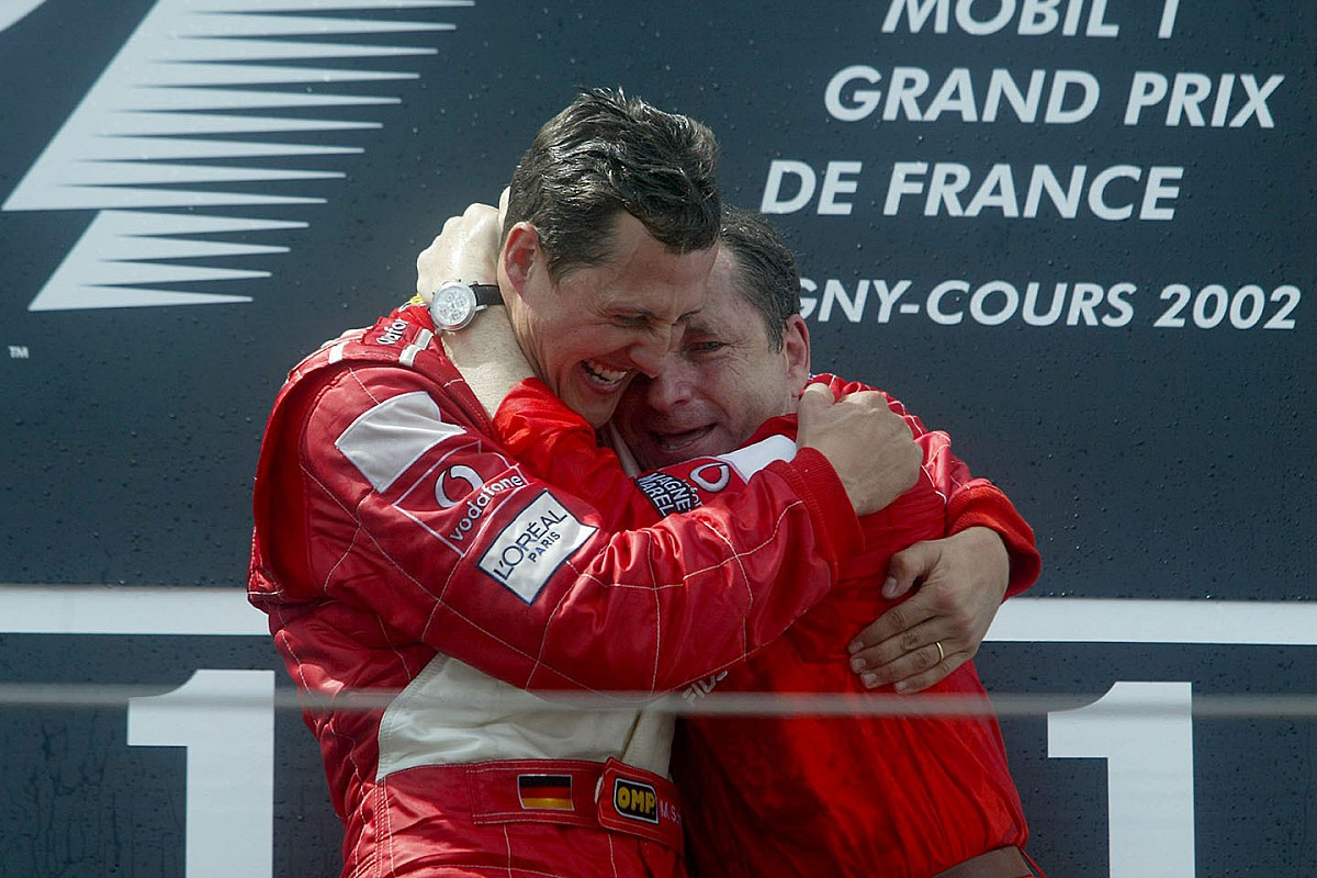 Ferrari special: How Schumacher and Todt transformed the Scuderia
