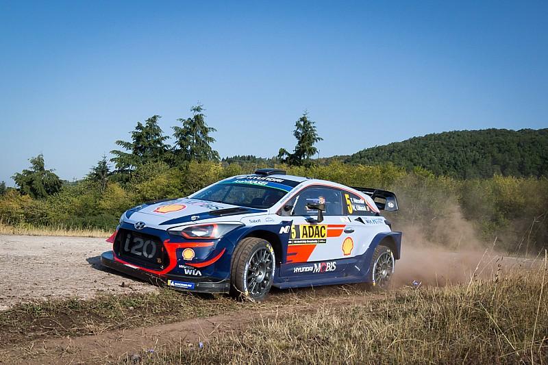WRC Almanya: Sordo ve Latvala kaldı, Neuville ikinciliğe yükseldi!