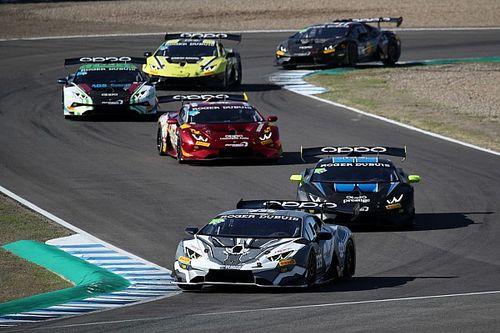 Смотрите прямо сейчас: гонка Lamborghini Super Trofeo в Монце с участием российского пилота
