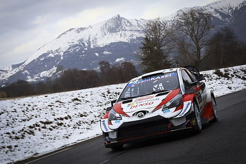 """Ogier lacked """"knowledge"""" to push to limit in Toyota"""