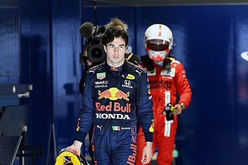 Pérez sobre el GP de España: espero mi primer podio con Red Bull