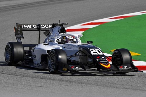 COVID-19 rules Campos driver Toth out of Paul Ricard F3 round