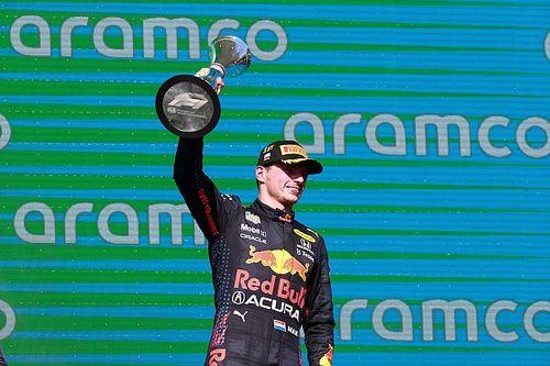 Marko: Verstappen reed ziekjes naar F1-zege in Verenigde Staten
