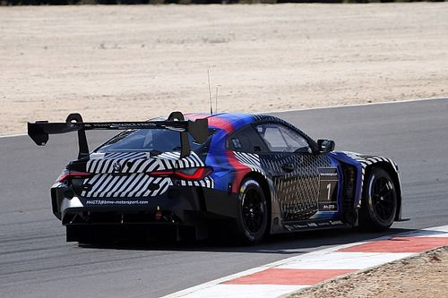 Debiut BMW M4 GT3