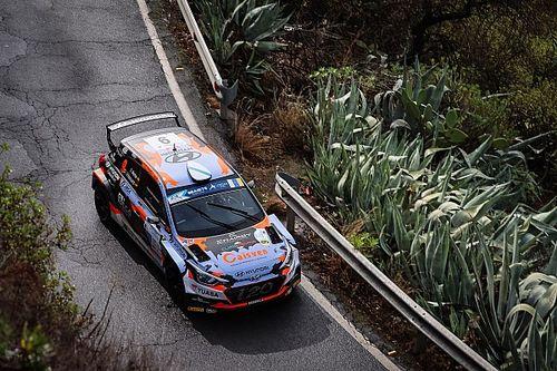 Nowi liderzy Rally Islas Canarias