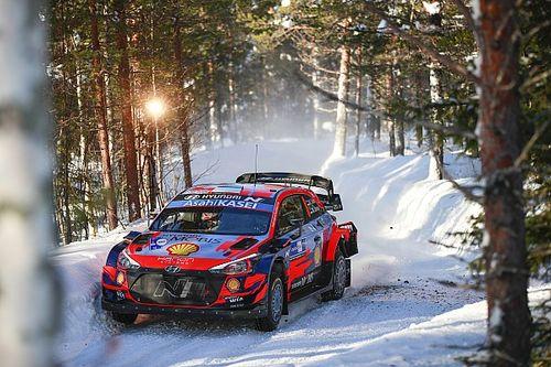 WRCアークティック・ラリー:タナクが今季初優勝。トヨタのロバンペラが2位、勝田貴元6位