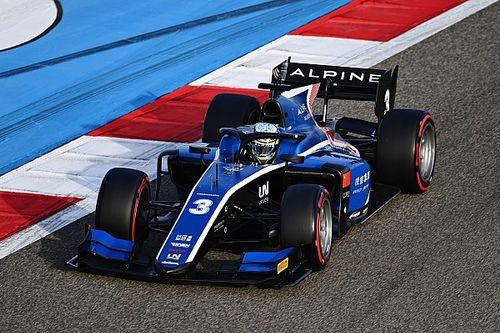 F2, Bahrain: Zhou mantiene la pole, Vips squalificato