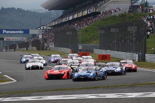 Super GT reveals 44-car entry list for 2021 season