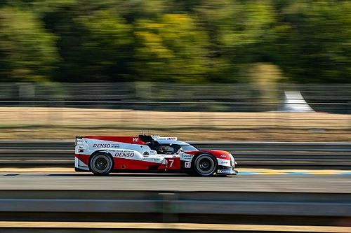 """Kobayashi """"disappointed"""" to miss new Le Mans record"""