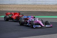 """ريسينغ بوينت: فرق الفورمولا واحد لن تستطيع الخروج من """"حفرة"""" الارتكازية في 2021"""