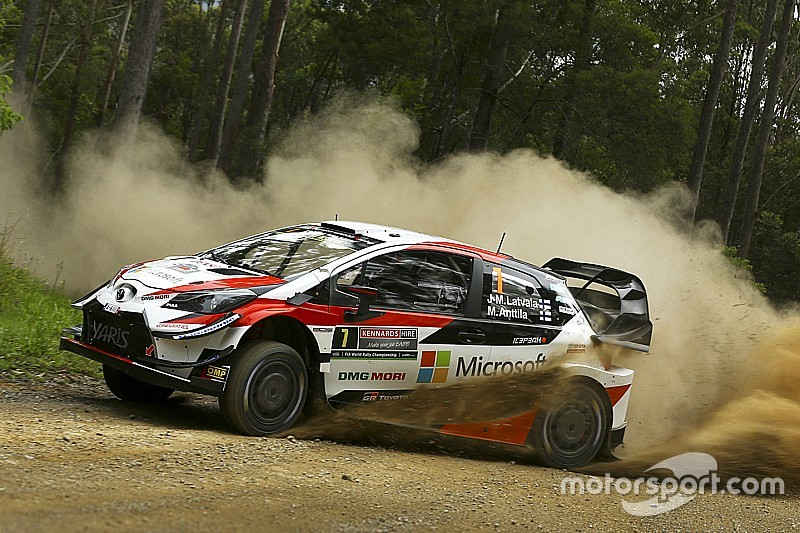[WRC] 拉特瓦拉:我差点就接受了2018赛季无胜的事实