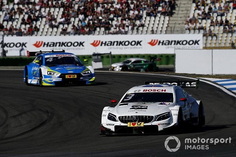 Di Resta's race